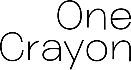 One Crayon